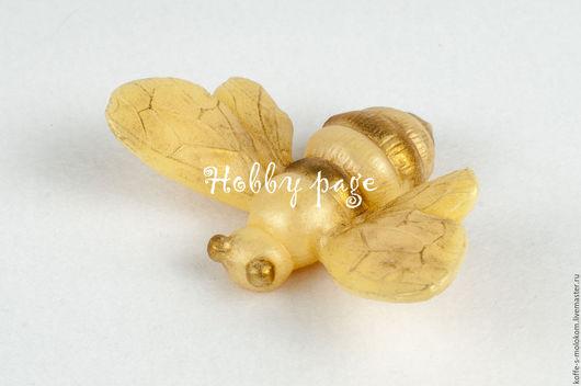 Материалы для косметики ручной работы. Ярмарка Мастеров - ручная работа. Купить Силиконовая форма для мыла Пчела. Handmade. Форма для мыла