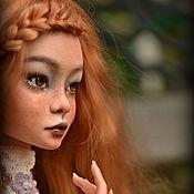 Куклы и игрушки ручной работы. Ярмарка Мастеров - ручная работа Мику фарфоровая шарнирная кукла. Handmade.