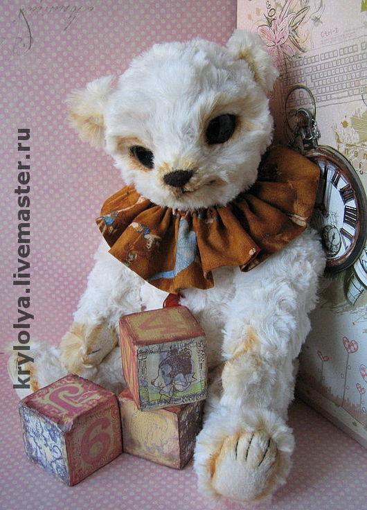 Мишки Тедди ручной работы. Ярмарка Мастеров - ручная работа. Купить Мишка Тедди.Кимми,31 см. Handmade. мишка