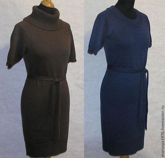 Платья ручной работы. Ярмарка Мастеров - ручная работа. Купить Платье. Handmade. Платье, маленькое платье, 50% шерсть