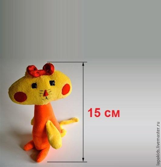 Развивающие игрушки ручной работы. Ярмарка Мастеров - ручная работа. Купить Мягкая игрушка по рисунку ребенка (20 см). Handmade.