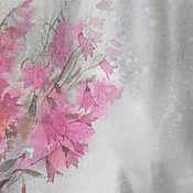 Картины и панно ручной работы. Ярмарка Мастеров - ручная работа акварель Зимний букет 2. Handmade.