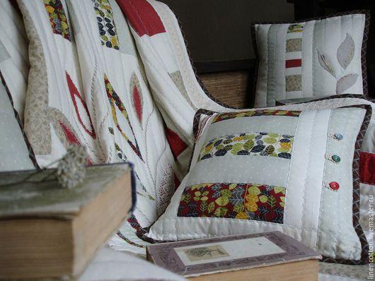 """Пледы и одеяла ручной работы. Ярмарка Мастеров - ручная работа. Купить """"Летнее""""  лоскутное покрывало. Handmade. Разноцветный, дача"""