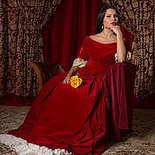Одежда ручной работы. Ярмарка Мастеров - ручная работа Платье бальное Кармениста. Handmade.