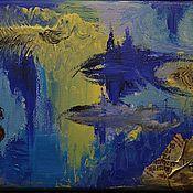 """Картины и панно ручной работы. Ярмарка Мастеров - ручная работа """"Underworld"""". Handmade."""