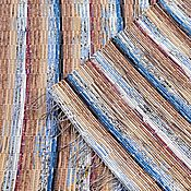 Для дома и интерьера ручной работы. Ярмарка Мастеров - ручная работа Половик ручного ткачества (№ 179). Handmade.