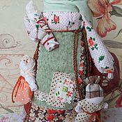 Куклы и игрушки ручной работы. Ярмарка Мастеров - ручная работа Рябинка. Интерьерная народная кукла.. Handmade.
