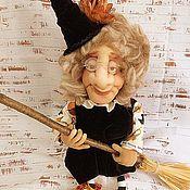 """Куклы и игрушки ручной работы. Ярмарка Мастеров - ручная работа Авторская Текстильная Кукла """"Старая Добрая Магия-2"""". Текстильная кукла. Handmade."""
