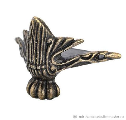 Ножки 4 штуки N-001, Декор для декупажа и росписи, Чехов,  Фото №1