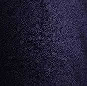 Материалы для творчества ручной работы. Ярмарка Мастеров - ручная работа Плюш цв. синий, 150 гр/кв.м. Handmade.