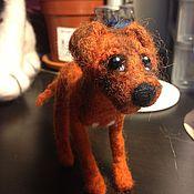 Куклы и игрушки handmade. Livemaster - original item Ridgeback. Handmade.