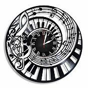 Для дома и интерьера handmade. Livemaster - original item Copy of Copy of Frank Sinatra vinyl clock. Handmade.