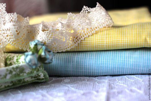 """Шитье ручной работы. Ярмарка Мастеров - ручная работа. Купить Набор тканей """"Весна"""". Handmade. Ткань для рукоделия, ткань"""