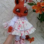Куклы и игрушки ручной работы. Ярмарка Мастеров - ручная работа Беляша. Handmade.