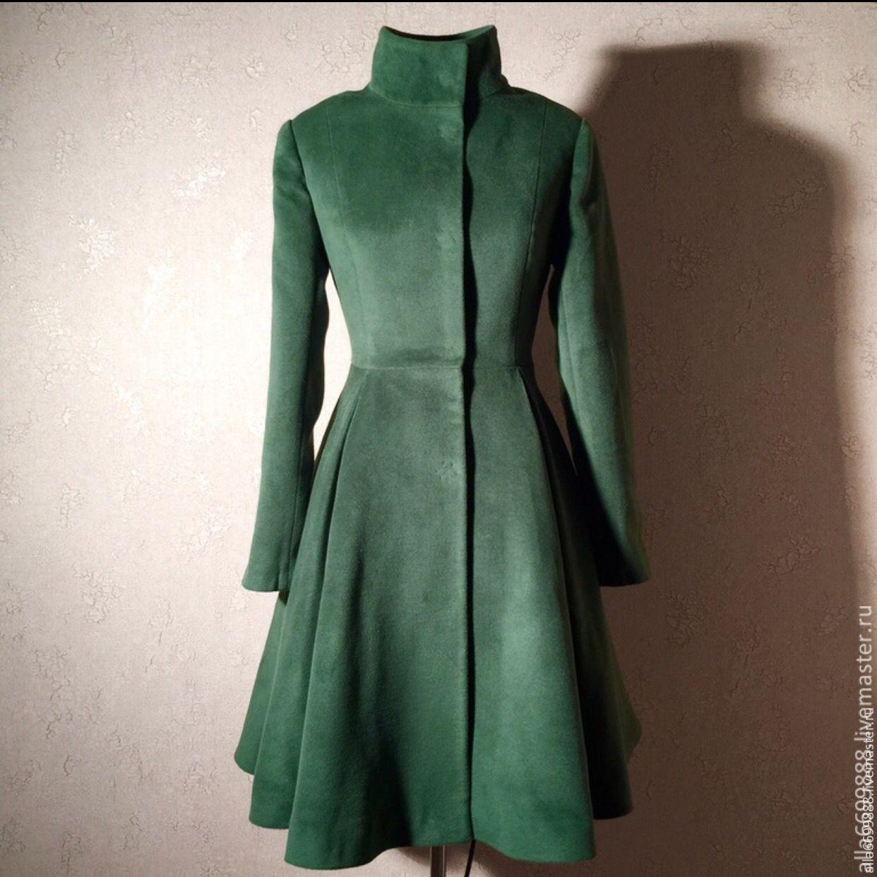 Верхняя одежда ручной работы. Ярмарка Мастеров - ручная работа. Купить  Пальто-платье. e022825293c
