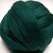 Материалы для творчества handmade. Livemaster - original item Australian Merino Gasoline.19 MD. Germany. wool for felting.. Handmade.