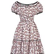 """Одежда ручной работы. Ярмарка Мастеров - ручная работа Платье """"Lisbon"""". Handmade."""