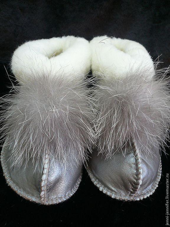 Чуни теплая домашняя обувь купить в Республике