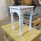 Для дома и интерьера ручной работы. Ярмарка Мастеров - ручная работа кухонный табурет. Handmade.