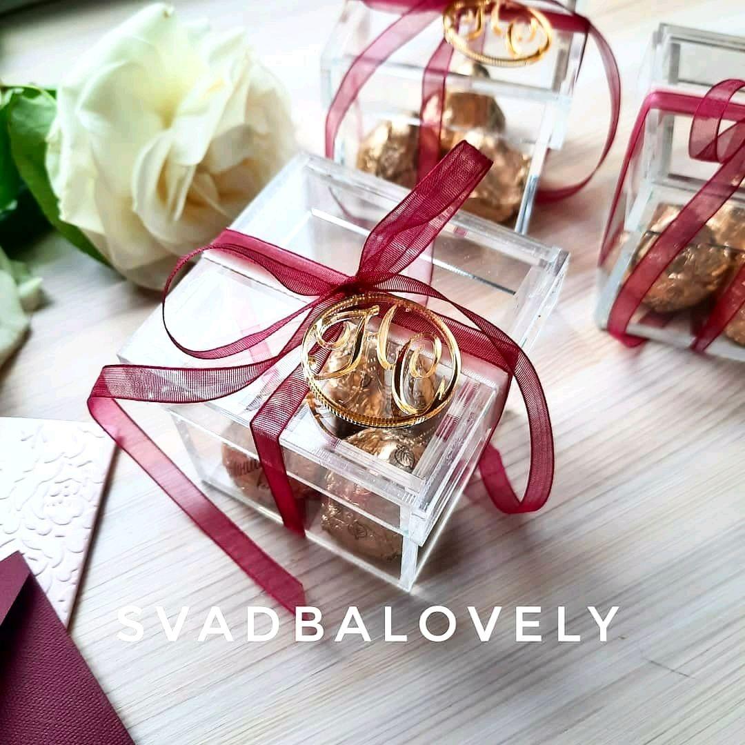 Бонбоньерки. Коробочки для конфет, Бонбоньерки, Сочи,  Фото №1
