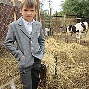 Работы для детей, handmade. Livemaster - original item Knitted jacket. Handmade.