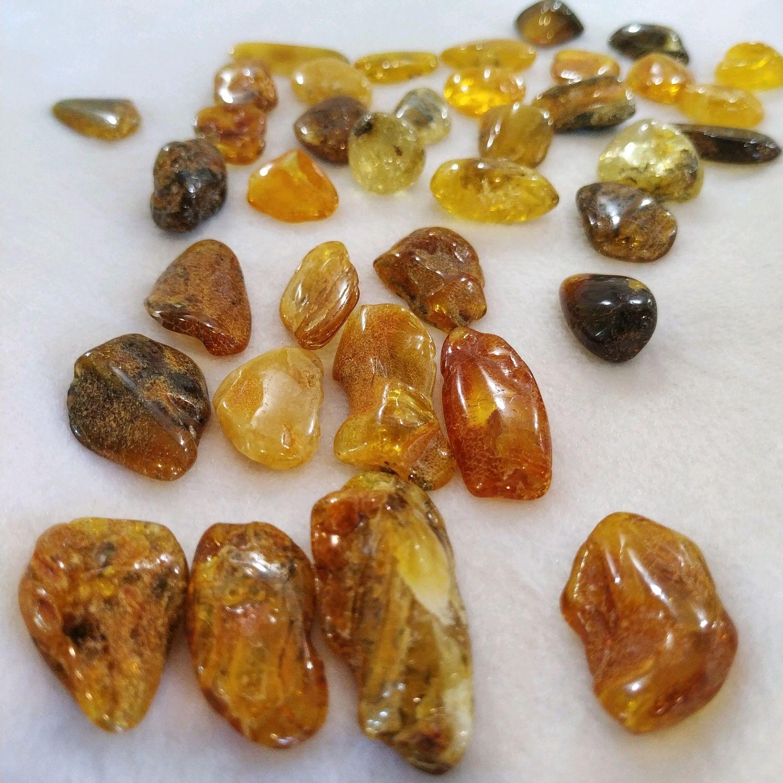 Cabochon amber natural, chicken God, cabochon with inclusion, amber,, Cabochons, Kaliningrad,  Фото №1