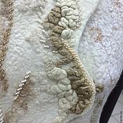 Одежда ручной работы. Ярмарка Мастеров - ручная работа Жилет Розы, розы. Handmade.