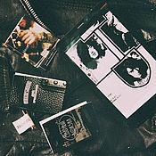 Косметика ручной работы. Ярмарка Мастеров - ручная работа Нежное прикосновение: набор кожаных ароматов. Handmade.