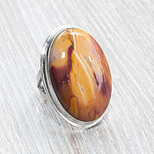 Украшения handmade. Livemaster - original item Jasper (ring) (983). Handmade.