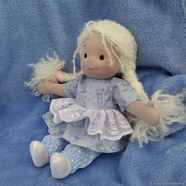 Вальдорфская кукла, Вальдорфские куклы и звери, Челябинск,  Фото №1