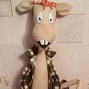 Куклы и игрушки ручной работы. Ярмарка Мастеров - ручная работа Конь. Handmade.