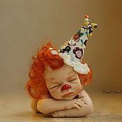 Куклы и игрушки handmade. Livemaster - original item Milka. Handmade.