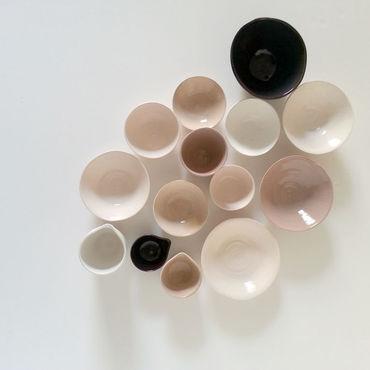 Посуда ручной работы. Ярмарка Мастеров - ручная работа пиалы жемчужные. Handmade.