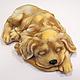 Мыло ручной работы. Ярмарка Мастеров - ручная работа. Купить Мыло Спящая собака. Handmade. Бежевый, мыло ручной работы