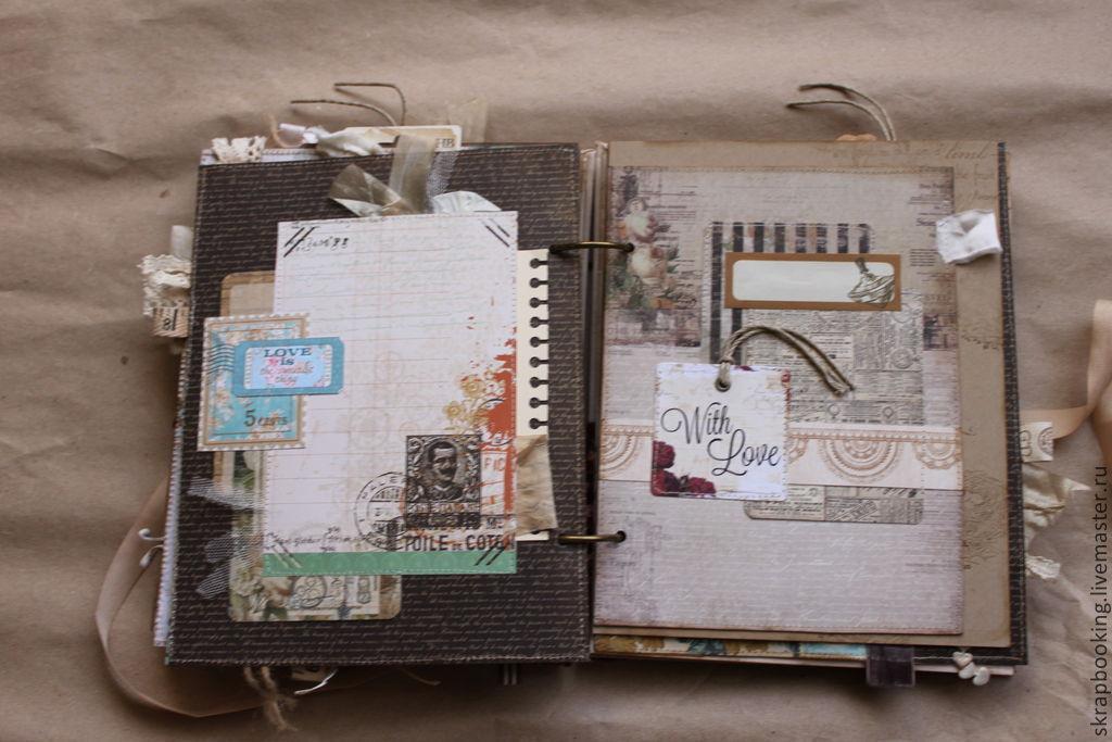 Дизайн ежедневника скрапбукинг 106
