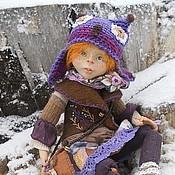 """Куклы и игрушки ручной работы. Ярмарка Мастеров - ручная работа Кукла """"Совунья"""". Handmade."""