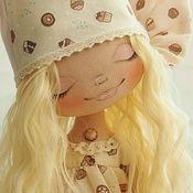 """Куклы и игрушки ручной работы. Ярмарка Мастеров - ручная работа Малышка """"Сладкие сны"""". Handmade."""