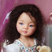 """Куклы и игрушки ручной работы. Ярмарка Мастеров - ручная работа """"Катрина"""" ООАК куклы Paola Reina. Handmade."""