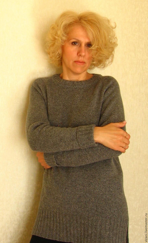 Женский Кашемировый Джемпер