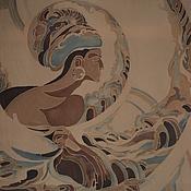Аксессуары ручной работы. Ярмарка Мастеров - ручная работа Седьмое путешествие Синдбада. Handmade.