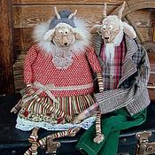 Куклы и игрушки ручной работы. Ярмарка Мастеров - ручная работа Семья!. Handmade.