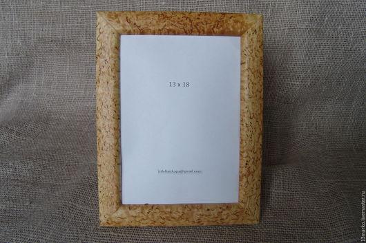 Сувениры и подарки Ярмарка Мастеров - ручная работа Купить Фоторамка из карельской березы Handmade