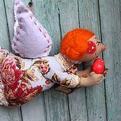 Куклы и игрушки handmade. Livemaster - original item angel of happiness. Handmade.
