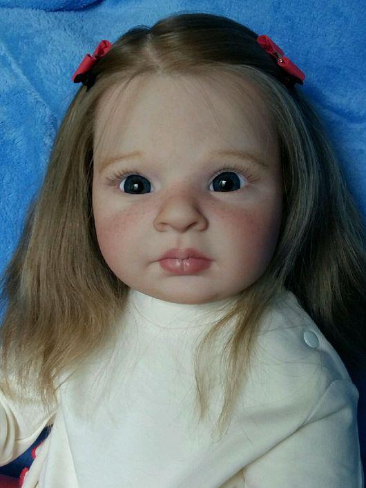 Куклы-младенцы и reborn ручной работы. Ярмарка Мастеров - ручная работа. Купить Тонечка - 2! Кукла реборн! (Rowan by Jessica Schenk). Handmade.