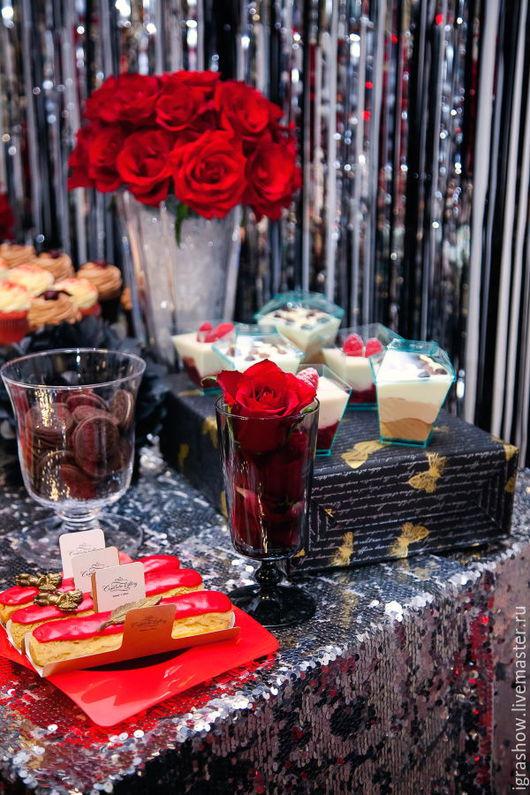 Свадебные цветы ручной работы. Ярмарка Мастеров - ручная работа. Купить Розы в серебре. Handmade. Серебряный, оформление праздника, юбилейный