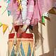 Коллекционные куклы ручной работы. LOLLIPOP принцесса цирка. Ирина Козинская 'Нежноечто-то' (nezhnoechto-to). Ярмарка Мастеров. Конфетка