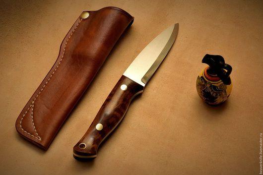 Подарки для мужчин, ручной работы. Ярмарка Мастеров - ручная работа. Купить Нож бушкрафт BeaverKnife Bushcraft Classic. Handmade. knife