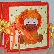Куклы и игрушки handmade. Livemaster - original item educational book. Score from 1 to 10. Handmade.