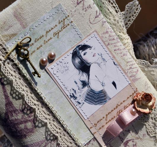 Блокноты ручной работы. Ярмарка Мастеров - ручная работа. Купить Блокнот ручной работы Лирический Для женщины Подарок для нее. Handmade.