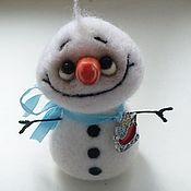 Подарки к праздникам ручной работы. Ярмарка Мастеров - ручная работа Снежнуша. Handmade.